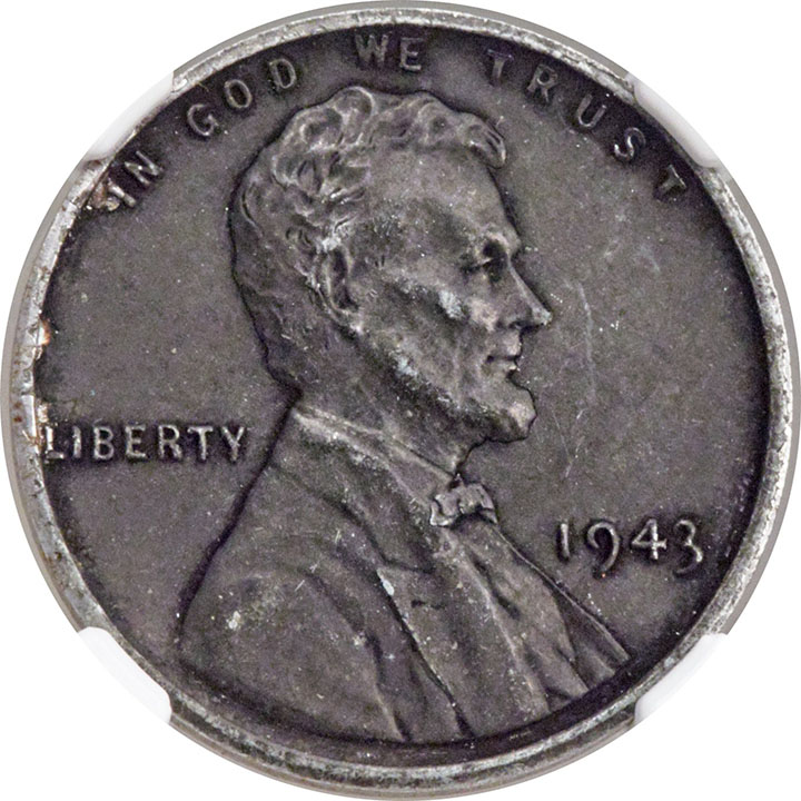 unique 1943 lincoln cent 4